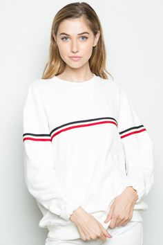Brandy ♥ Melville |  Erica Sweatshirt - Sweaters - Clothing