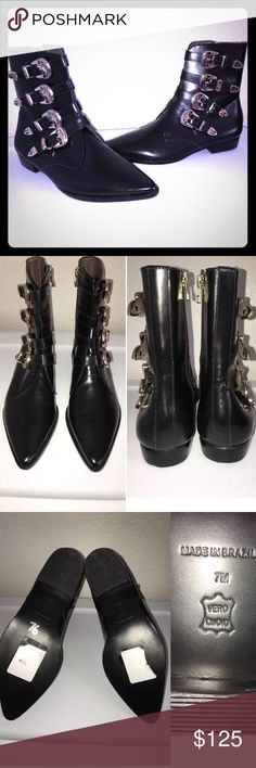 Nasty Gal Kate Bosworth x Matisse Catherine Boot Nasty Gal Kate Bosworth x Matisse Catherine Leather Boots SOLD OUT any questions please ask smoke free home Nasty Gal Kate Bosworth  Shoes Ankle Boots & Booties