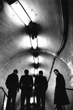 Joy Division. Photographer Anton Corbijn