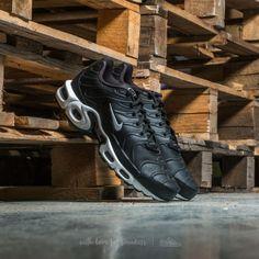 Nike Air Max Plus VT Black/ White-Black za skvělou cenu 3 690 Kč s dostupností ihned najdete jen na Footshop.cz!