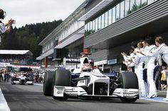 Robert Kubica BMW Sauber 2009