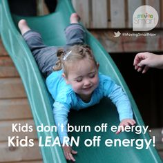 Moving Smart: LEARNING OFF ENERGY