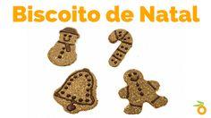 Biscoito de Natal – Gingerbread Cookie | Nutrição, saúde e qualidade de vida