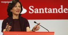 Los antiguos y actuales consejeros de Santander acumulan 233 millones en pension... - http://www.vistoenlosperiodicos.com/los-antiguos-y-actuales-consejeros-de-santander-acumulan-233-millones-en-pension/