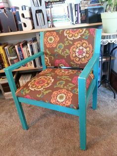 Such a happy chair!