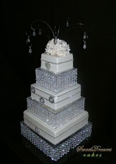 Bling Bling cake - love it!!!