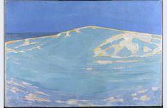 Piet MONDRIAAN (1872-1944) Duinen bij Domburg 1910 omieverf op doek 65,5 x 96 Gemeentemuseum Den Haag