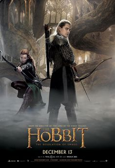 The Hobbit: The Desolation of Smaug.  2013.  http://thenextreel.com/filmboard/the-hobbit-the-desolation-of-smaug