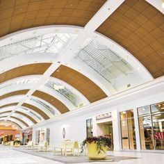 MetalWorks Ceilings | Armstrong Ceiling Solutions – Commercial #mindfulmaterials #armstrong #sustainable #interiordesign #architecture #interiorarchitecture #ceilings