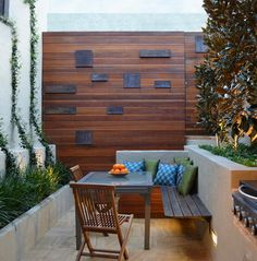 This could be nice for those townhouses with tiny, closed-off outdoor spaces.