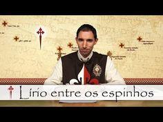 Os Símbolos de Nossa Senhora nas Sagradas Escrituras XVIII – Lírio entre os espinhos - YouTube