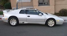 1988 Lotus Esprit Turbo plus this the car Richard Gere picks up Julia Roberts in, in the movie pretty woman