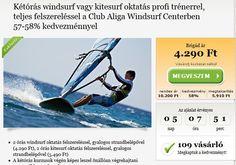 A szörf oktatás a Balaton déli partján egyre népszerűbb,amihez az is hozzájárult,hogy idén kedvezményes csomagokat állítottunk össze a szörf vagy kitesurf iránt érdeklődőknek. A szörf oktatás és kitesurf oktatás ideális helyszínét már 2 éve megtaláltuk és a Club Aliga Windsurf Center helyszínéül választottuk,idén...