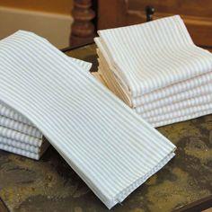 Lifekind Certified Organic Cotton Kitchen Towels
