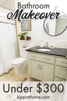Dreaming of an extra or designer bathroom? We have gathered together plenty of gorgeous bathroom ideas for small or large budgets, including baths, showers, sinks and basins, plus master bathroom decor suggestions. Diy Bathroom Remodel, Bathroom Renos, Bathroom Layout, Bathroom Renovations, Bathroom Interior, Bathroom Faucets, Bathroom Mirrors, Diy Bathroom Design Ideas, Washroom