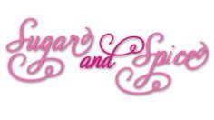 Designs :: Girls :: Sugar and Spice