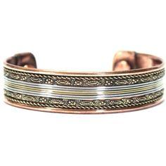 Bracelet Cuivre et Aimants (brcuig004)