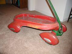 Original Metalcraft Scamp Wagon