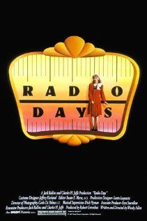 """Woody Allen's """"Radio Days"""" from 1987 is an 88-minute trip to the 1940s -- great music, great sets, great photography."""