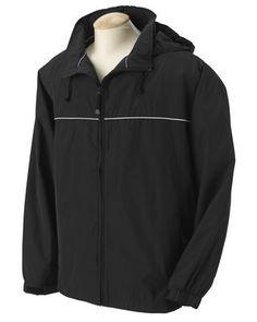 Men's Element Jacket Black/White, Corporate Apparel and Clothing