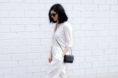 SPRING WHITE - Mesmerize Fashion