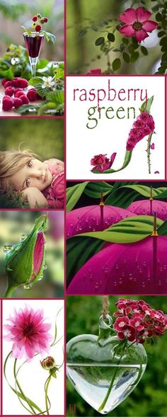 This is so spring and beauty inspiring! ~♥~