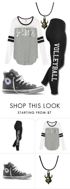 """Untitled #346"" by lean-mean-dean on Polyvore featuring Converse"