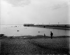 The Pier at Britannia. (item 1)