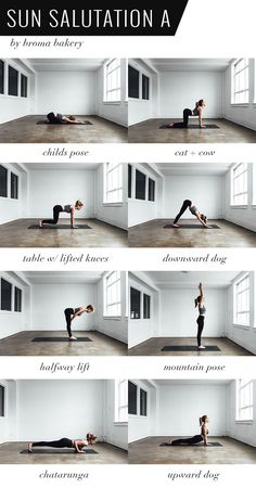 Breathe in and out within every pose. Flow through this for 10 minutes, pausing when you feel tension and breathing into the discomfort. Focus on softening your edges and lengthening your body in each pose