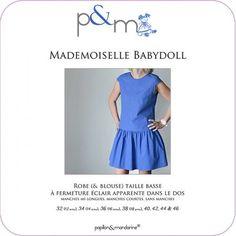 Top (& dress) Mademoiselle Babydoll