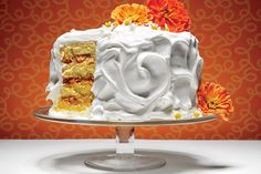 The South's Most Storied Cakes - Lemon Cheese Layer Cake