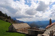 Valle del Cinca desde Tella