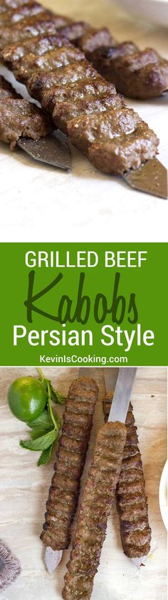 If you love grilled beef kabobs like our family does, these will knock your…