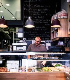 gabriele-bonci-pizzarium.jpg Definitely need to check out the rectangular slabs of pizza here, near the Vatican in Rome!  PIZZARIUM & PANIFICIO BONCI Gabriele Bonci earned a spot on Rome's culinary map with Pizzarium, his hole in the wall where he redefined pizza al taglio.