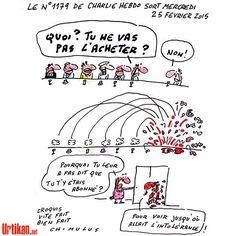 Tout le monde il est beau, tout le monde il est charlie?... #charliehebdo #satire #tolérance #démagogie #parodie #fraternité #solidarité #caricature  #esprit #bisounours #fauxcul