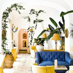 Getaway Issue: Le Sirenuse's The Positano Cocktail