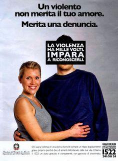Abbatti il silenzio. Non avere paura. Non amare che non ti ama. #1522 è sempre pronto ad aiutarti. #violence #LessIsSexy