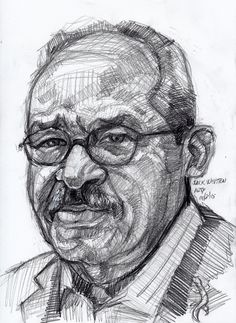 https://flic.kr/p/x3MR51 | Jack Whitten for PIFAL | Pencil 4B