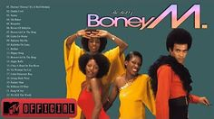 Boney M : Greatest Hits - Best Songs Boney M, Jack Sparrow, Goombay Dance Band, Eddy Grant, German Tv Shows, Ma Baker, Costumes, Musica, Songs