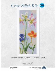 М568 Flowers of the rainbow