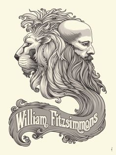 my william fitzsimmons poster