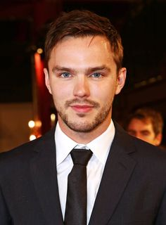 Pin for Later: Is It Just Us, or Is Nicholas Hoult Looking Especially Hot Lately?