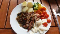 Jehněčí na olivovém oleji Beef, Food, Meat, Essen, Meals, Yemek, Eten, Steak