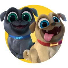 Watch full episodes of Puppy Dog Pals online. Get behind-the-scenes and extras all on Disney Junior. Disney Junior, Disney Jr, Disney Pixar, Puppy Birthday Parties, 2nd Birthday Party Themes, Puppy Party, Dog Birthday, Pet Dogs, Dogs And Puppies