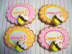 Lauren is One! | by Brenda's Cakes - Ohio