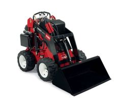 It's a Toro. It's a Dingo. It's the Toro Dingo compact utility loader.