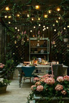 Such a wonderful space!