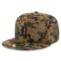 baa04da7ee18f Detroit Tigers New Era 2016 Memorial Day 59FIFTY Fitted Hat - Digital Camo.  Fanatics. GorrasEstilo MilitarModa MasculinaEstilo MilitarGorra New  EraGorras De ...