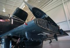 A few more shots from the Military Aviation Museum. Here's a Douglas AD-4…