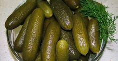 Sokféle receptet kipróbáltam már, de ez vált be a leginkább. Sour Cream Potatoes, Cream Of Potato Soup, Diet Recipes, Cooking Recipes, Canning Pickles, Vegetable Seasoning, Hungarian Recipes, Fun Cooking, Vegetable Dishes